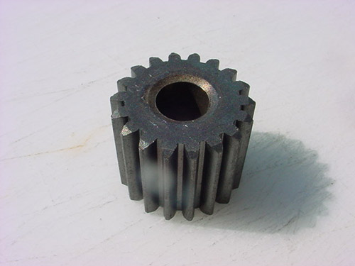 Idler Gears and Pinions
