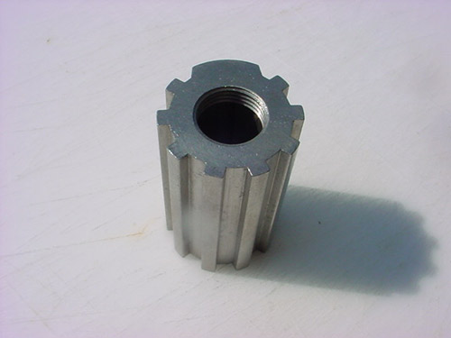 powder metal impeller insert manufacturer
