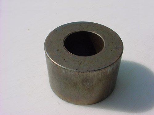 powder metal roller component