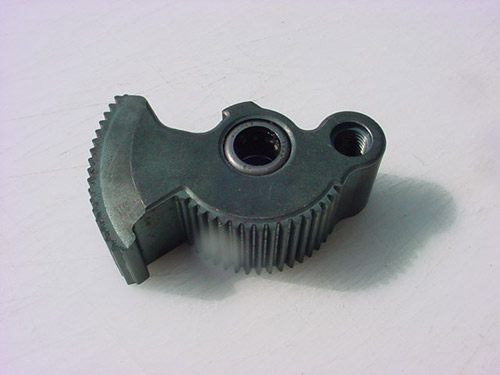 Sector Gear powder metal application