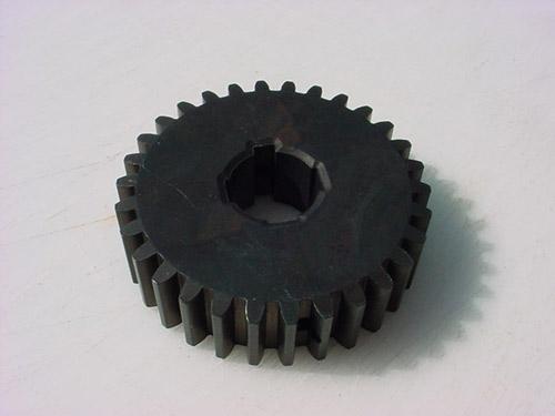 Spur gear powder metal manufactured