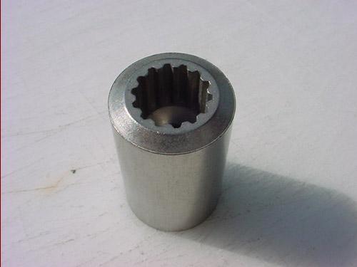 Stainless Steel Splined Adapters
