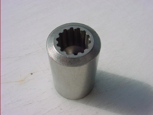 Stainless Steel Splined Adapters