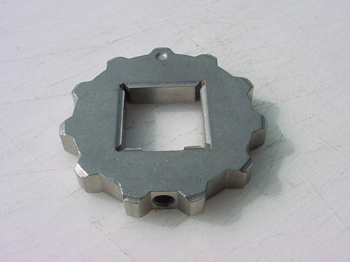 Stainless steel bore ladder chain sprockets