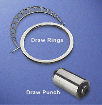 manufacturer of draw rings and draw punch