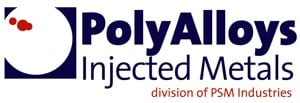 PolyAlloys Injected Metals