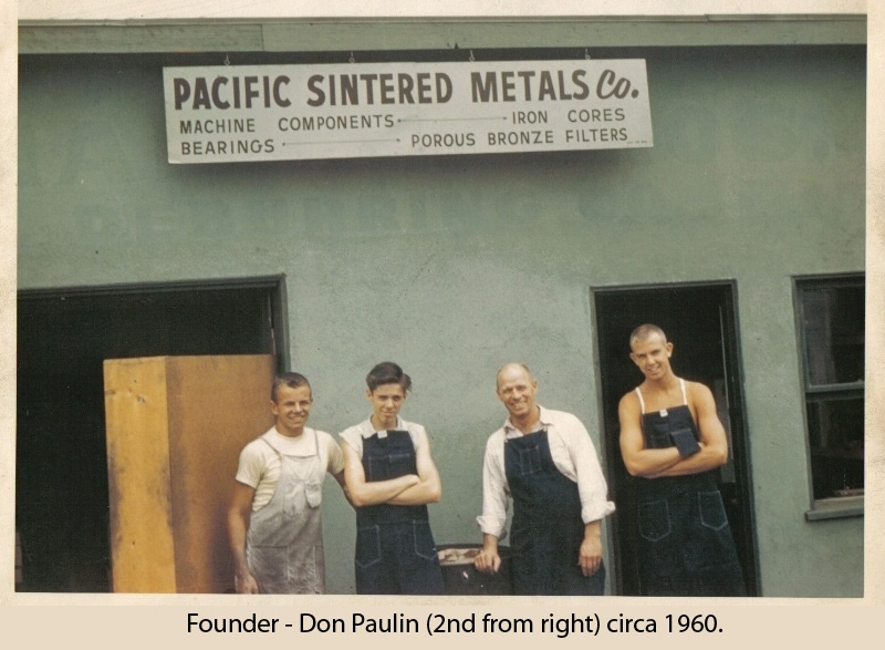 PSM Industries Founder Don Paulin