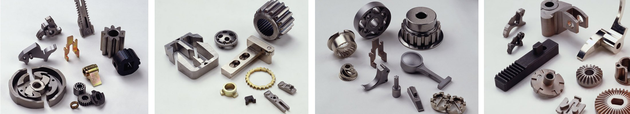 Manufacturer of sintered metal parts and components