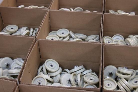 Plastic manufactured parts