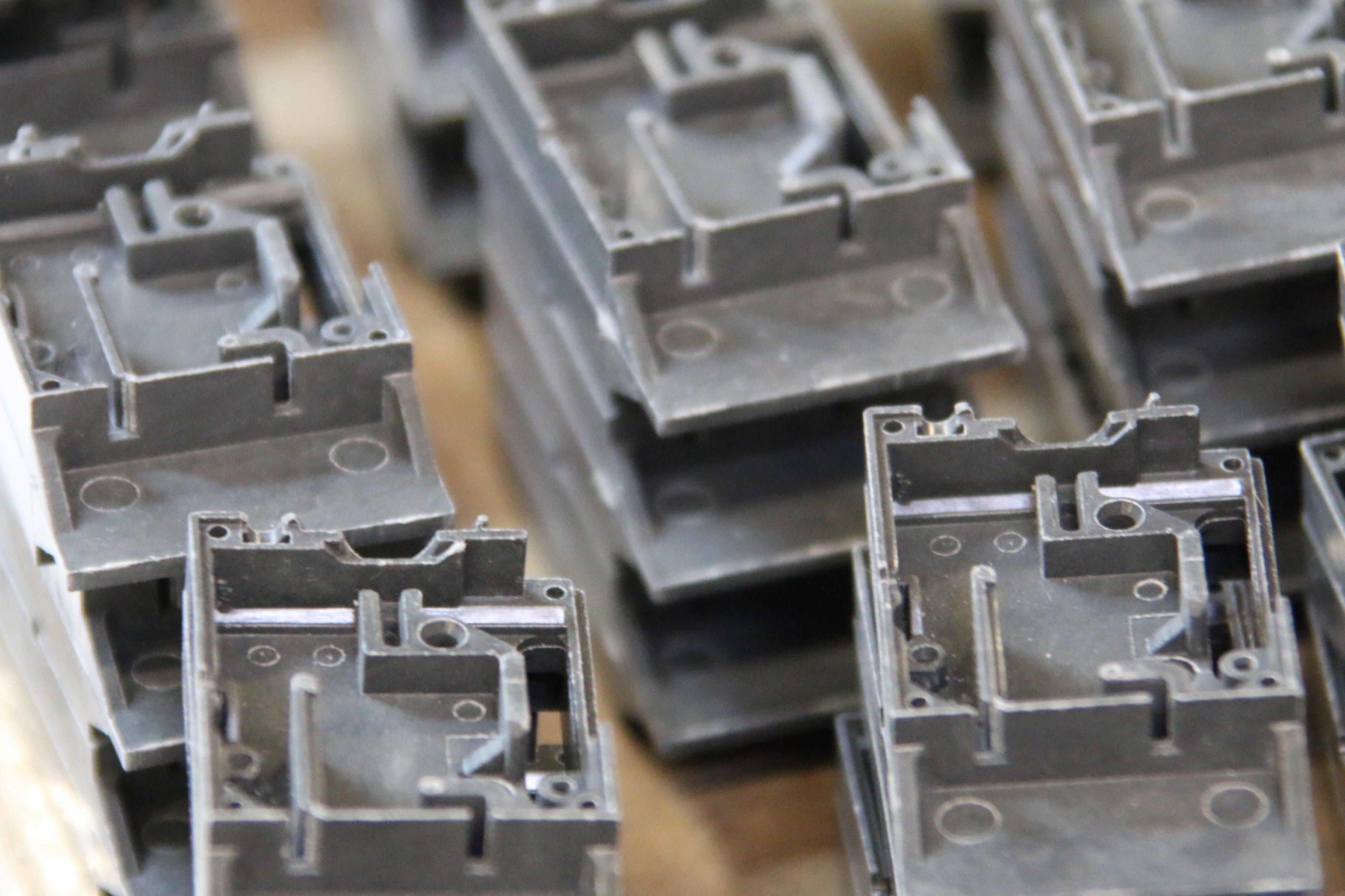 Thermoset molding - sheet molding